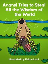 Anansi and the Wisdom