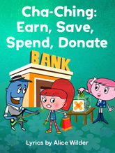 Earn, Save, Spend, and Donate