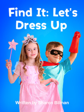 Find It: Let's Dress Up