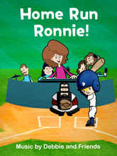 Home Run Ronnie!