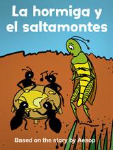 La hormiga y el saltamontes