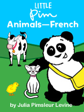 Little Pim: Animals—French