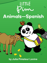 Little Pim: Animals—Spanish