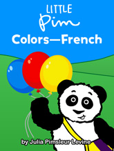Little Pim: Colors—French
