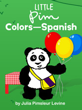 Little Pim: Colors—Spanish