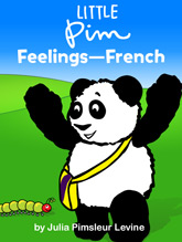 Little Pim: Feelings—French