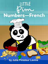 Little Pim: Numbers—French
