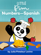 Little Pim: Numbers—Spanish