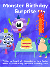 Monster Birthday Surprise