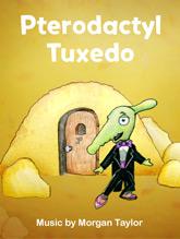 Pterodactyl Tuxedo