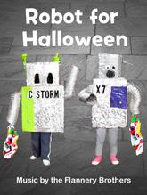 Robot for Halloween