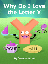 Why Do I Love the Letter Y?
