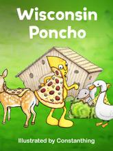 Wisconsin Poncho