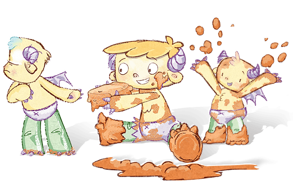 Muddy Monsters