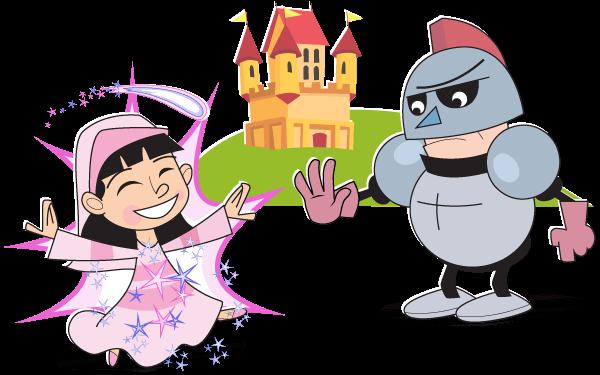 SuperKids: Princess Problems