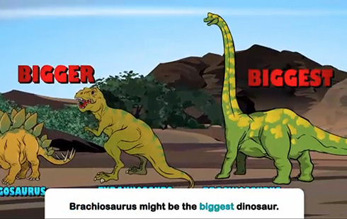 Dinostory: Brachiosaurus