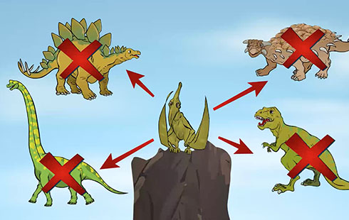 Dinostory: I'm a Pterodactyl