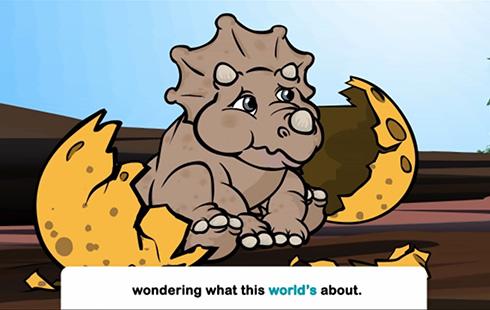 Dinostory: The Egg