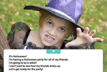 Find It: A Halloween Party