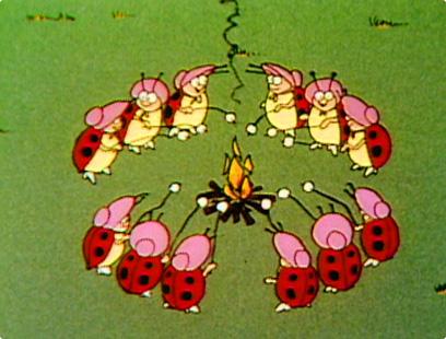 Ladybugs' Picnic