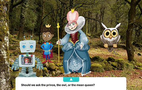 Robot and the Princess