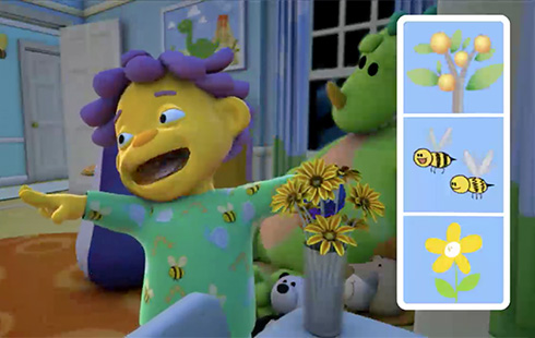 Sid the Science Kid: Pollination