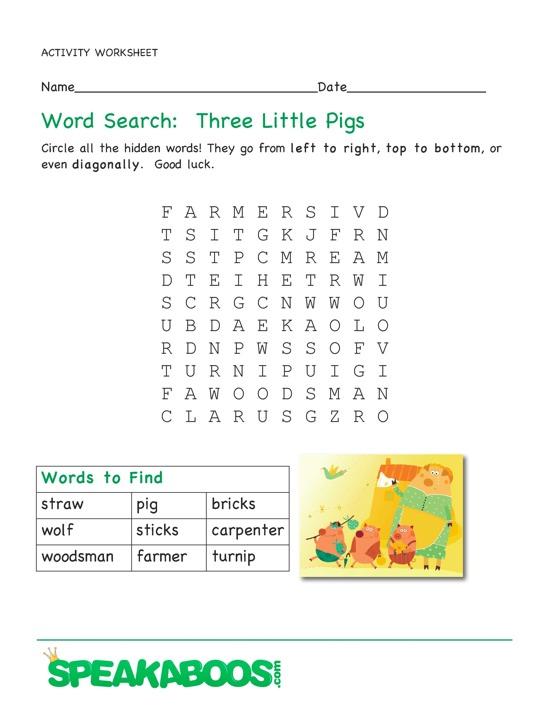 Similiar Little Word Searches Keywords